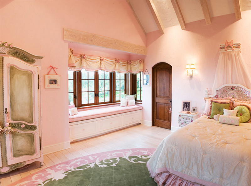 chambre fille traditionnelle8