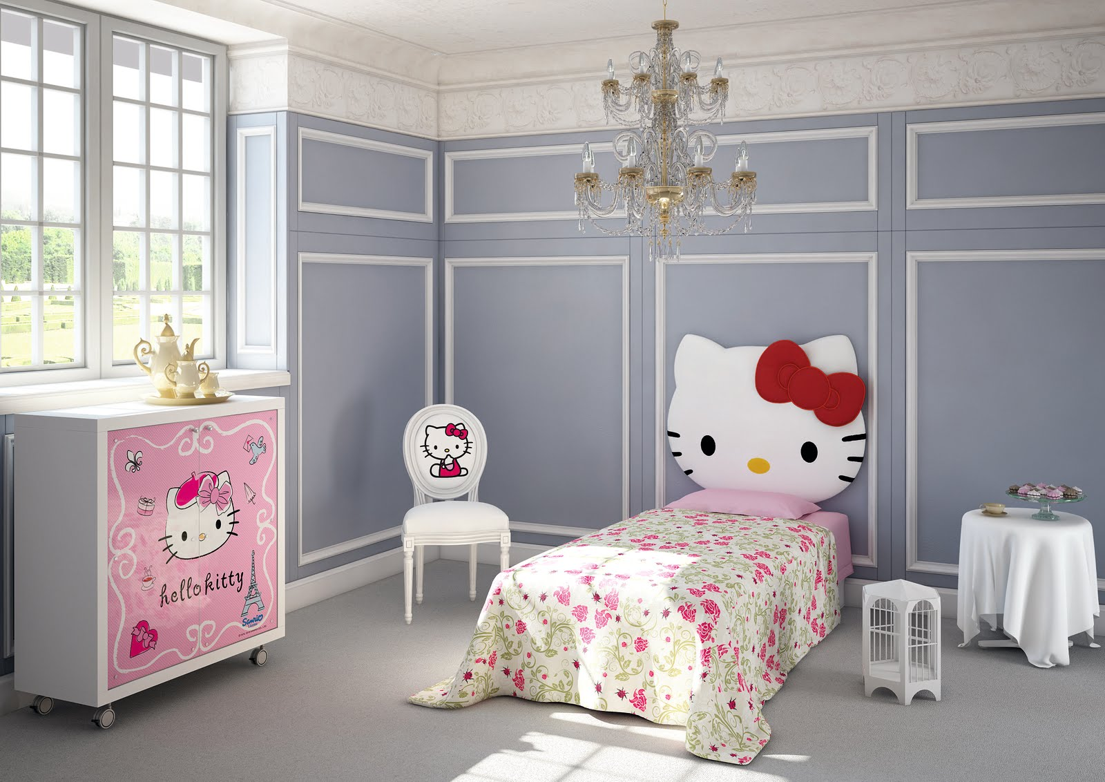 chambre hello kitty14