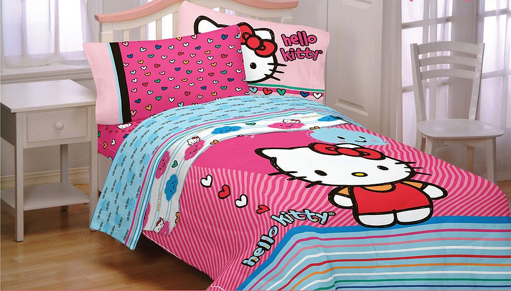 chambre hello kitty3