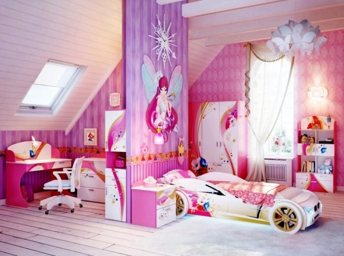 Awesome Chambre Denfant Mansardee Ideas - Yourmentor.info ...