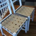 relooking chaise diy1