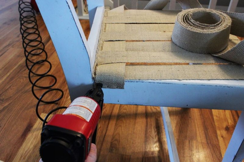 relooking chaise diy14