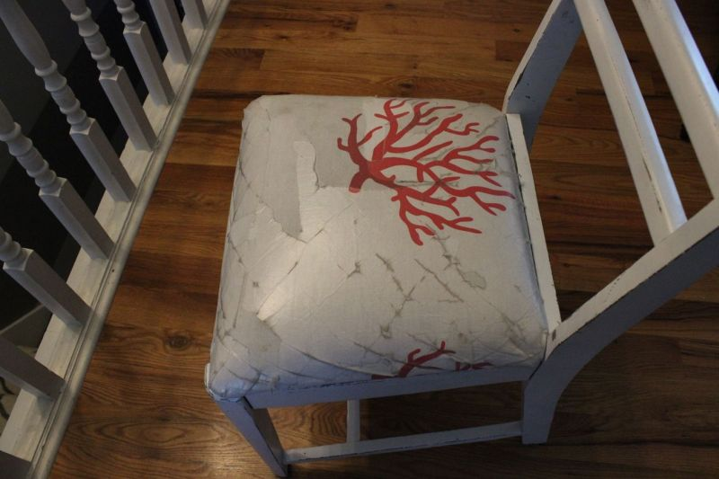 relooking chaise diy4