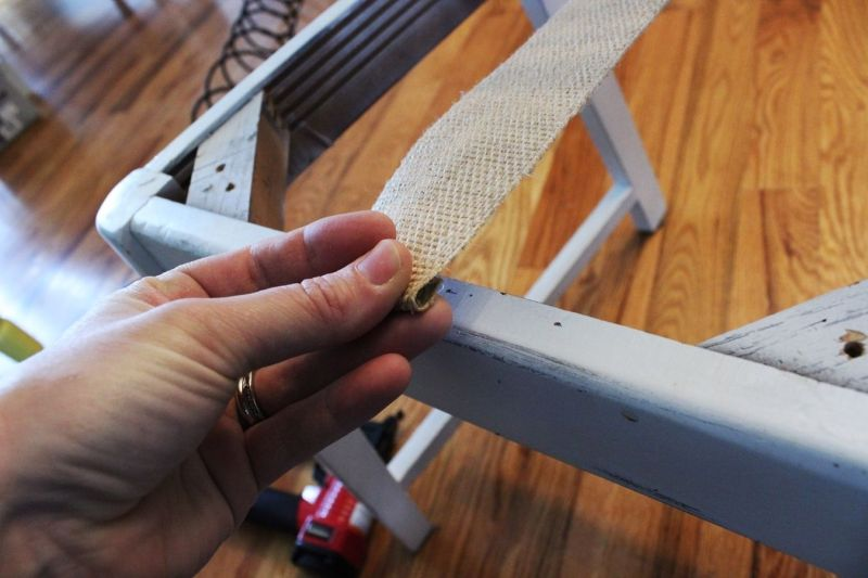 relooking chaise diy8