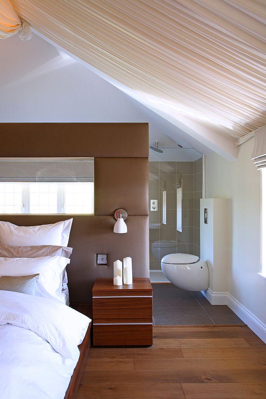 13 cloisons d coratives pour optimiser l 39 espace dans votre chambre coucher bricobistro - Cloison studio ...
