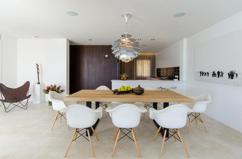 salle à manger minimaliste9