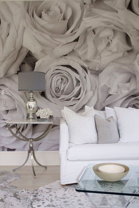13 id es inspirantes pour cr er un mur d 39 accent avec un for Where can i purchase wallpaper