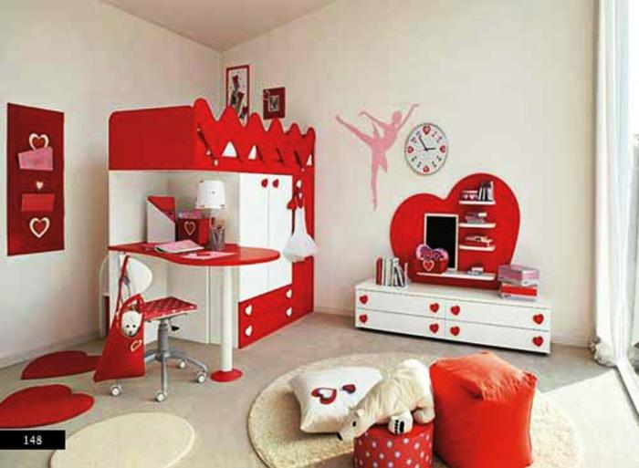 chambre blanche et rouge chambre e rouge et gris chambre enfant u deco rouge gris et blanc et. Black Bedroom Furniture Sets. Home Design Ideas