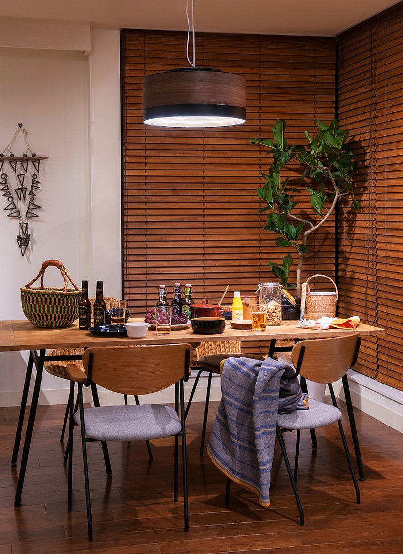 12 salles manger pratiques et apaisantes inspir es du for Salle a manger orientale