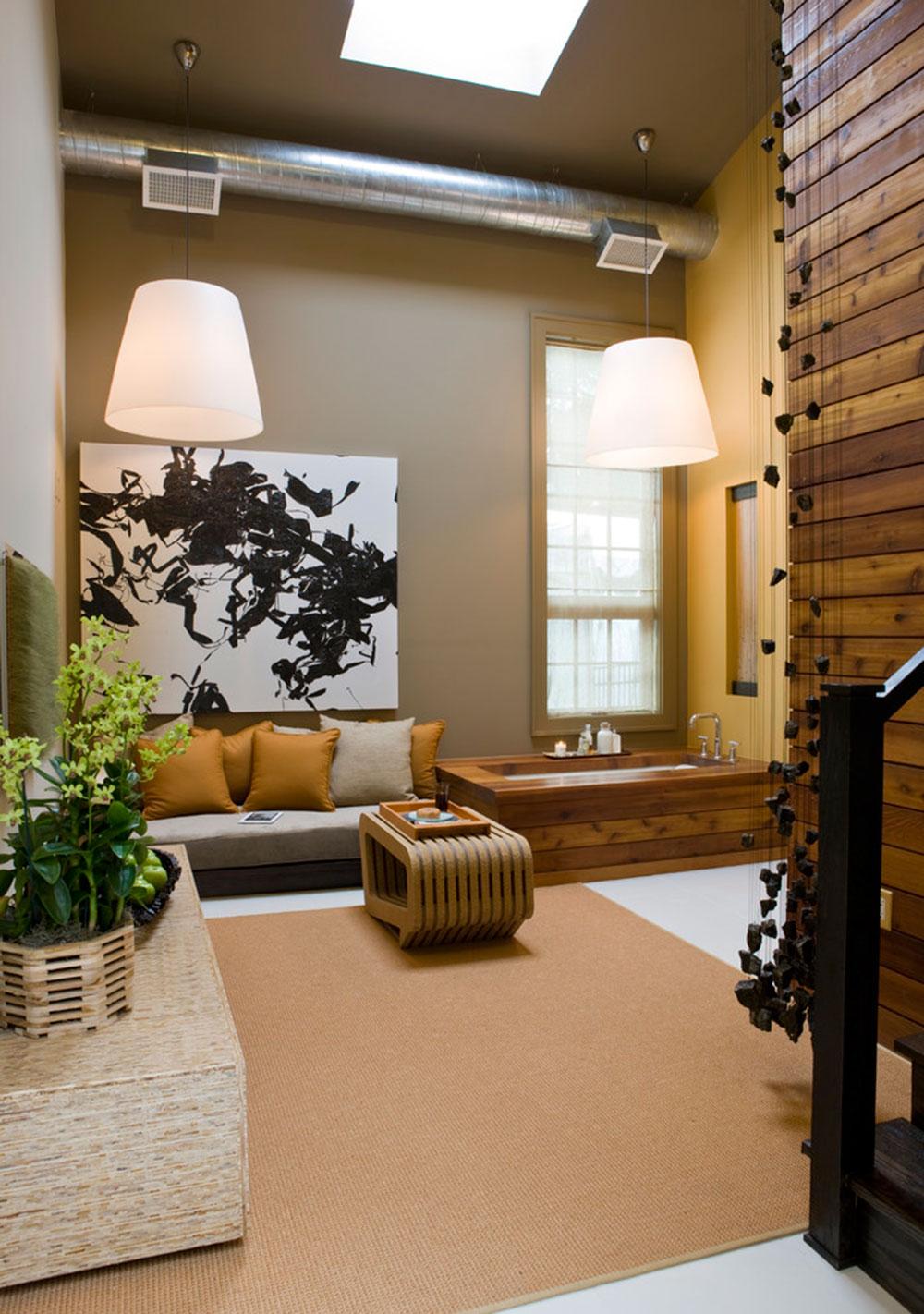 12 astuces et id es pour cr er votre salle de m ditation bricobistro. Black Bedroom Furniture Sets. Home Design Ideas