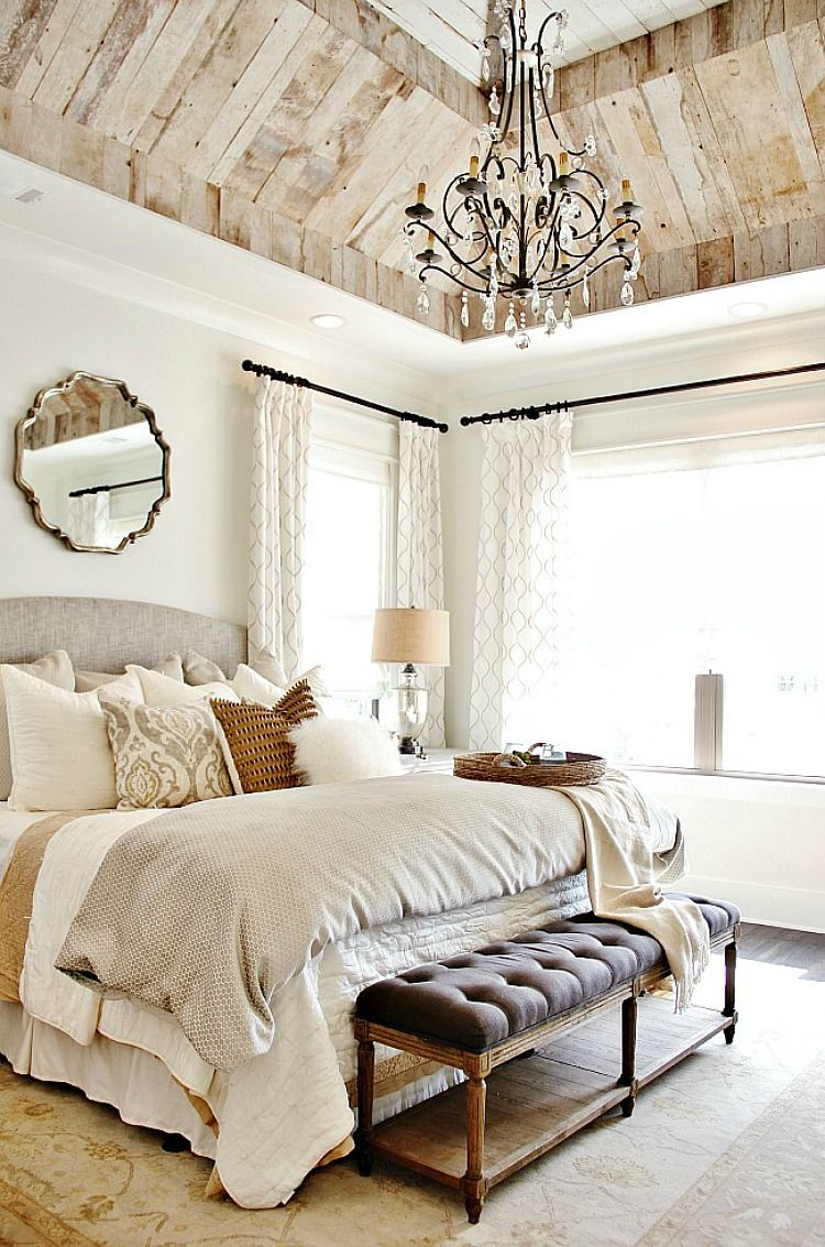 Beautiful Photo Chambre Style Campagne Images - Amazing House ...